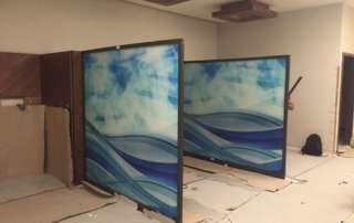 Cam üzeri UV Baskı Sistemleri