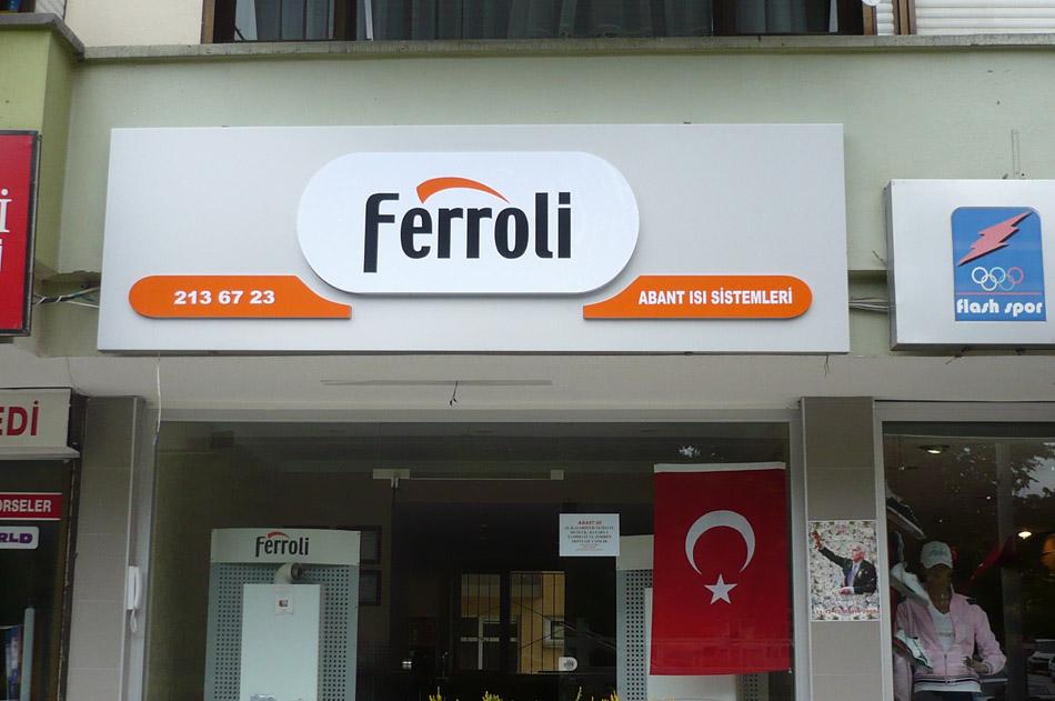 Ferroli Kompozit Tabela – Nisan 2011