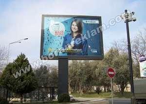 Hareketli Reklam Megalight