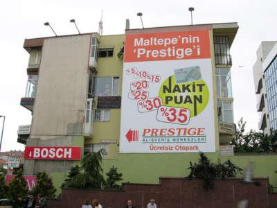 Prestij Maltepe Vinil Cephe Germe - Haziran 2006
