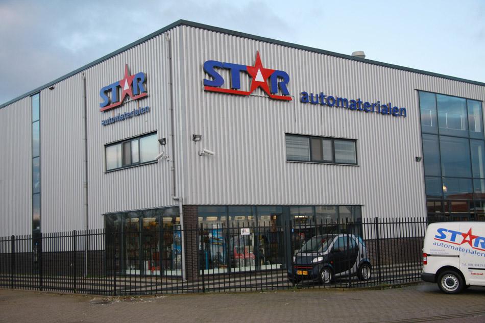Star Kutu Harf Tabela – Ocak 2009 - Amsterdam